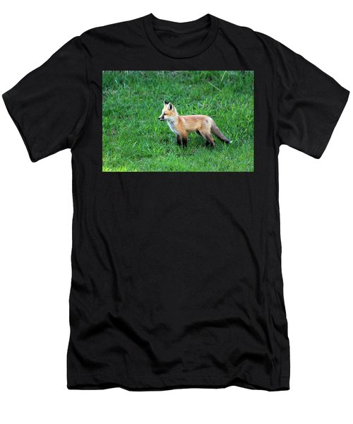 Still A Pup Men's T-Shirt (Athletic Fit)