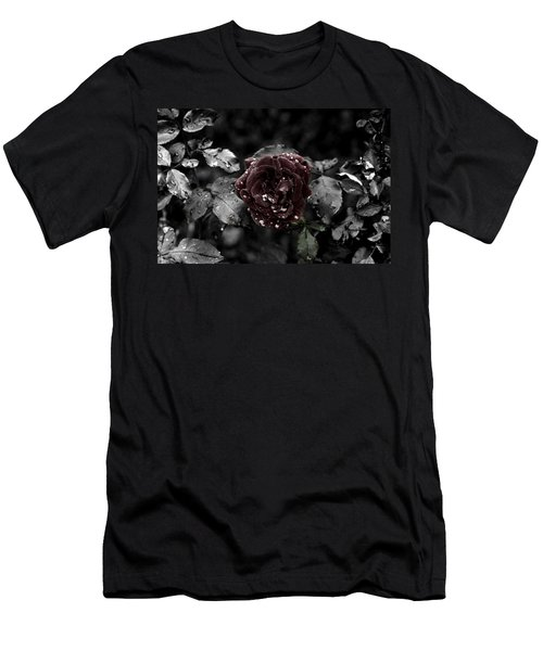 ...still A Rose Men's T-Shirt (Athletic Fit)