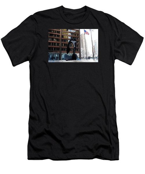 Still Life-162 Tons Men's T-Shirt (Slim Fit) by Raymond Perez