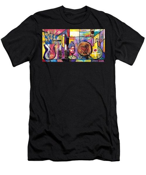 Still Life  / Carols Mantel Men's T-Shirt (Slim Fit)