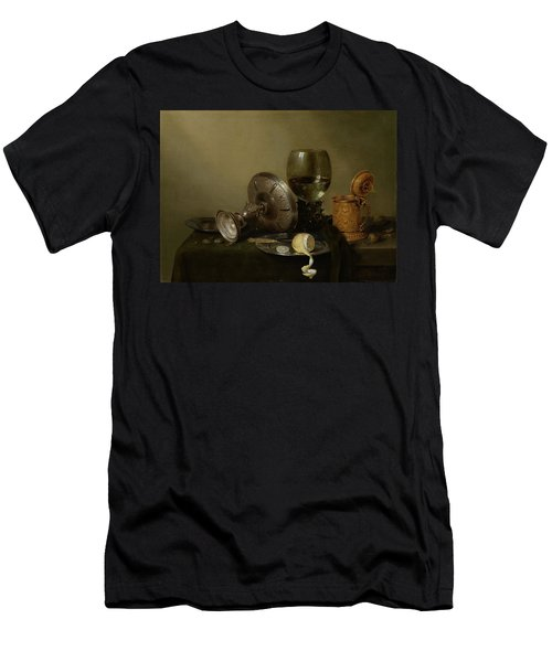 Still Life With A Gilt Cup Men's T-Shirt (Athletic Fit)