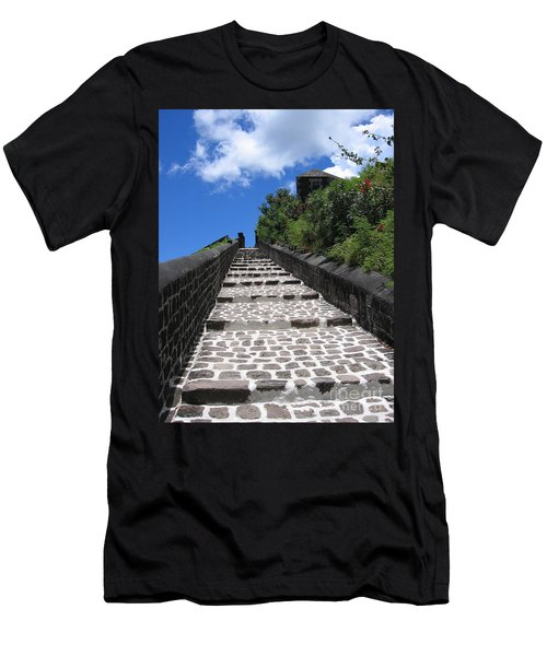St.kitts - Ascent Men's T-Shirt (Athletic Fit)