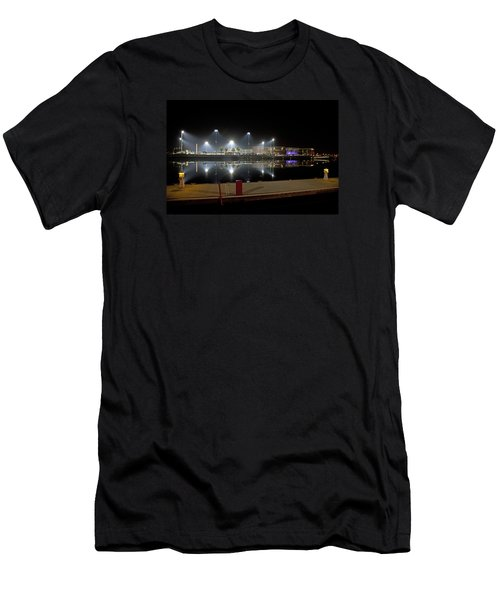 Stockton Stadium Men's T-Shirt (Athletic Fit)