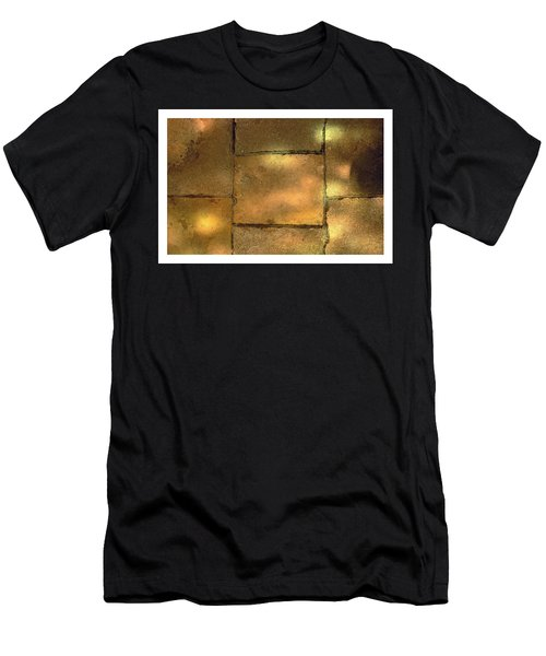 Stone And Light 08 Men's T-Shirt (Athletic Fit)