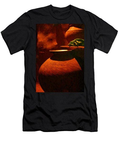 Storage Pots Men's T-Shirt (Athletic Fit)