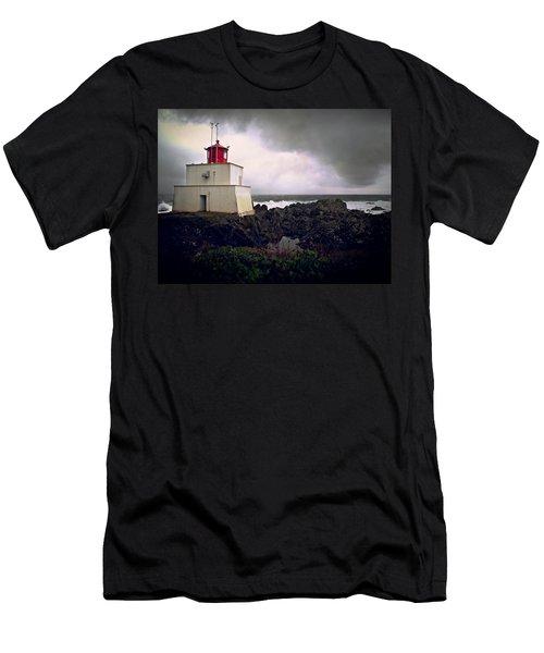 Storm Approaching Men's T-Shirt (Athletic Fit)