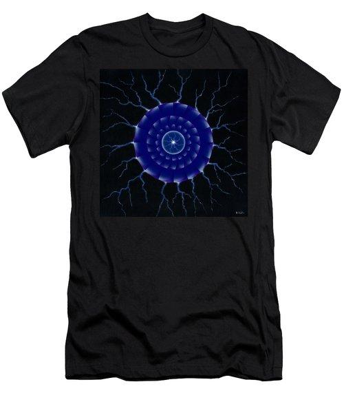Storm. Men's T-Shirt (Slim Fit) by Kenneth Clarke
