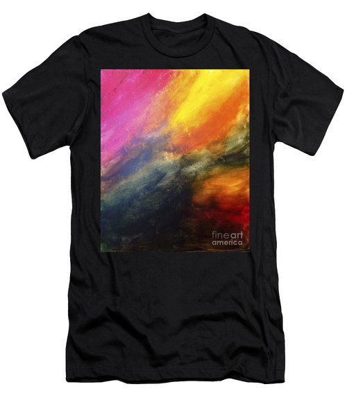 Stormy Weather Men's T-Shirt (Athletic Fit)