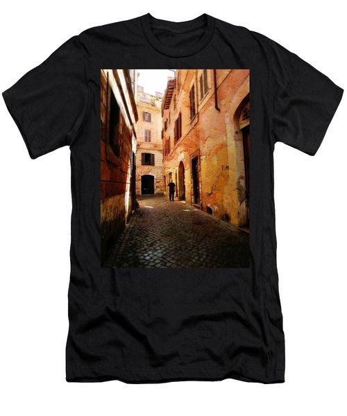 Strade Di Ciottoli Men's T-Shirt (Athletic Fit)
