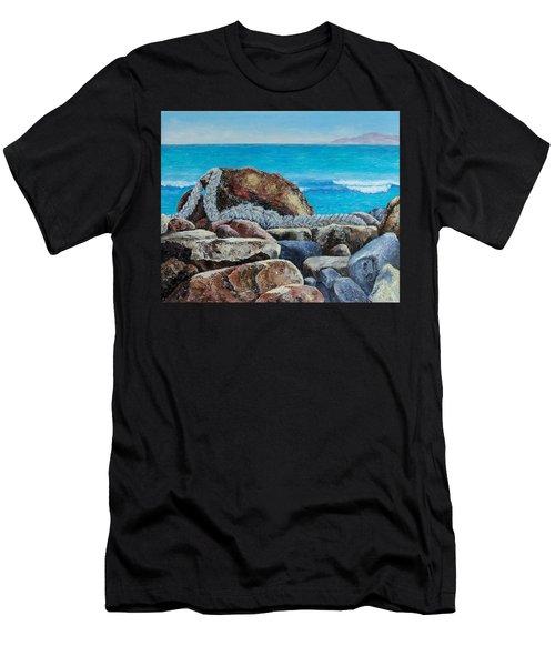 Stranded Men's T-Shirt (Athletic Fit)