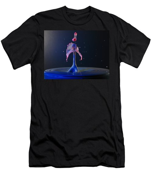 Men's T-Shirt (Slim Fit) featuring the photograph Strange Love by Kevin Desrosiers