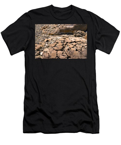 Strange Rock Men's T-Shirt (Athletic Fit)