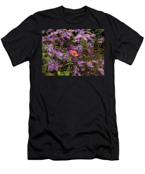 Stranger In A Strange Land Men's T-Shirt (Slim Fit) by Rodney Lee Williams