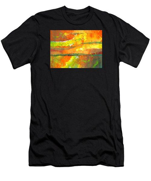 Strata Men's T-Shirt (Athletic Fit)