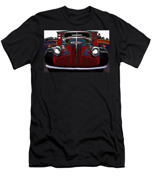 Studebaker Truck Men's T-Shirt (Athletic Fit)