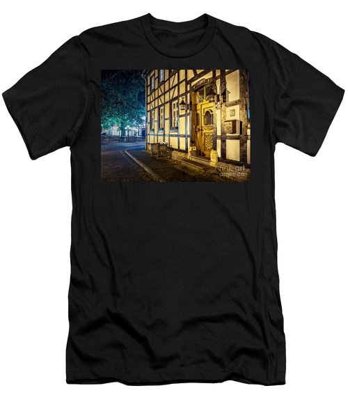 Studwork House Men's T-Shirt (Athletic Fit)