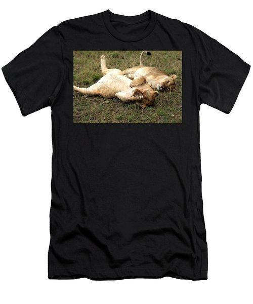 Stuffed Men's T-Shirt (Athletic Fit)