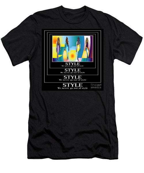 Style Men's T-Shirt (Slim Fit) by Kim Peto