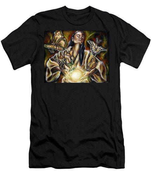 Sublimation Men's T-Shirt (Athletic Fit)