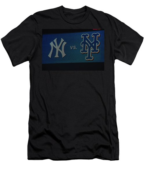 Subway Series Men's T-Shirt (Slim Fit) by Richard Bryce and Family