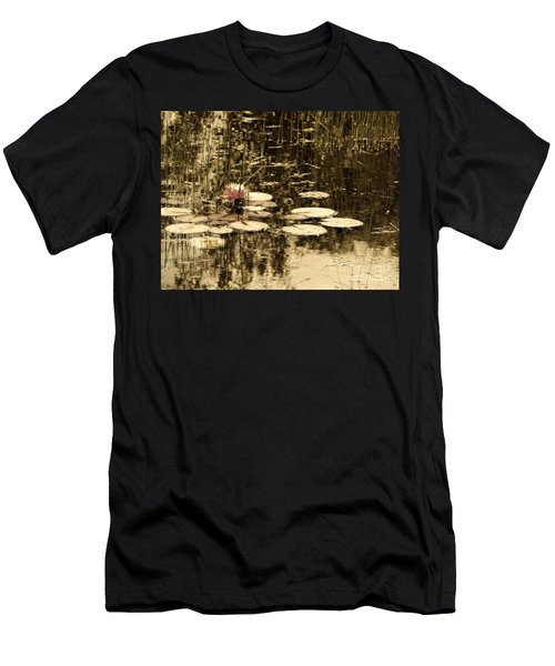 Summer Afternoon Men's T-Shirt (Slim Fit) by Marcia Lee Jones