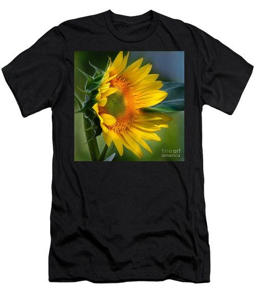 Summer Bonnet Men's T-Shirt (Athletic Fit)