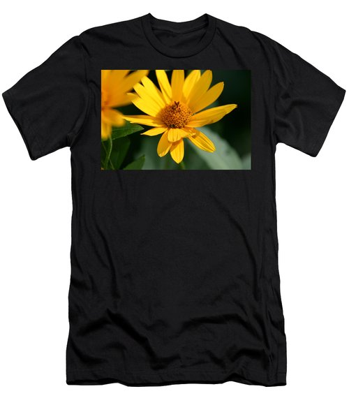 Men's T-Shirt (Slim Fit) featuring the photograph Summer Dance by Denyse Duhaime