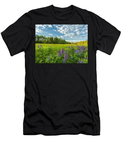 Summer Dream Men's T-Shirt (Athletic Fit)
