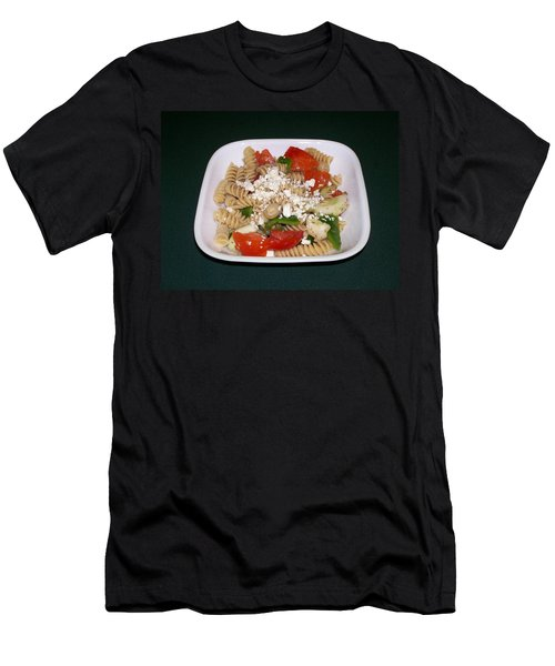 Men's T-Shirt (Slim Fit) featuring the digital art Summer Favorite by Barbara S Nickerson