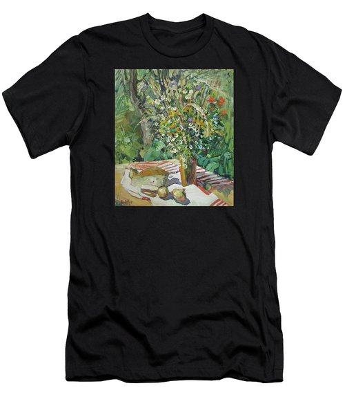Summer Men's T-Shirt (Athletic Fit)