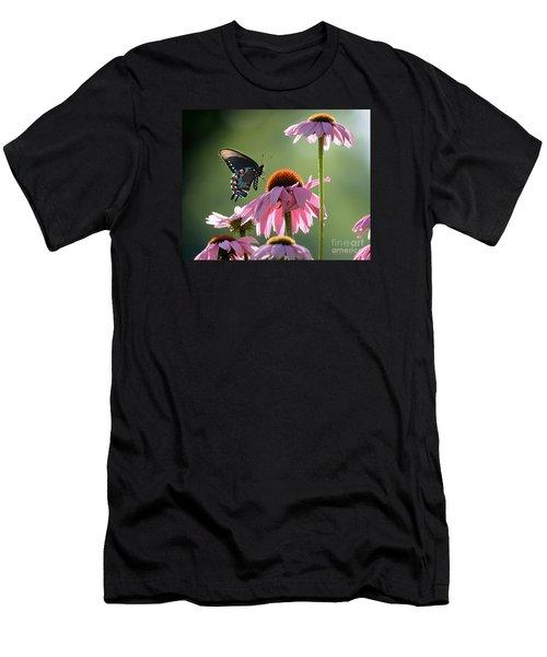 Summer Morning Light Men's T-Shirt (Athletic Fit)