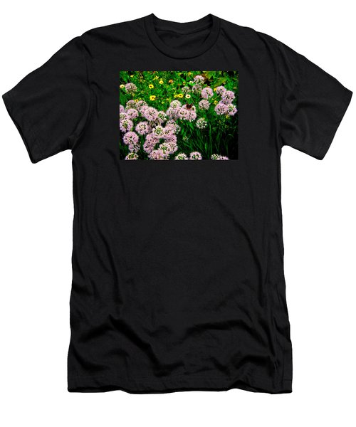 Men's T-Shirt (Slim Fit) featuring the photograph Summer Song by Zafer Gurel