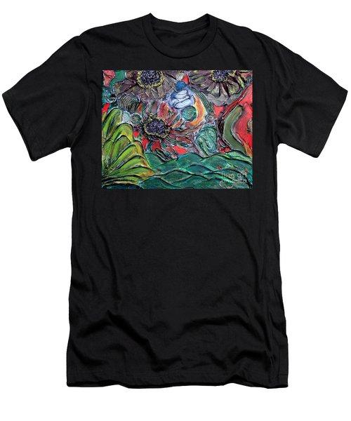Summertime Bliss.. Men's T-Shirt (Athletic Fit)
