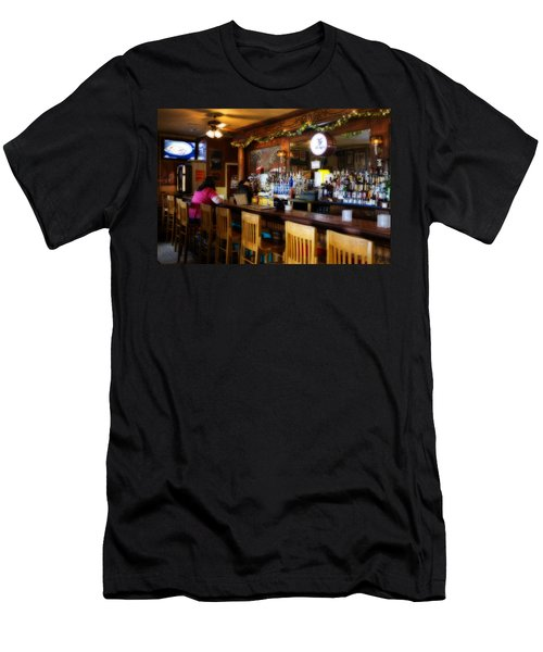 Sumneytown Bar Men's T-Shirt (Athletic Fit)