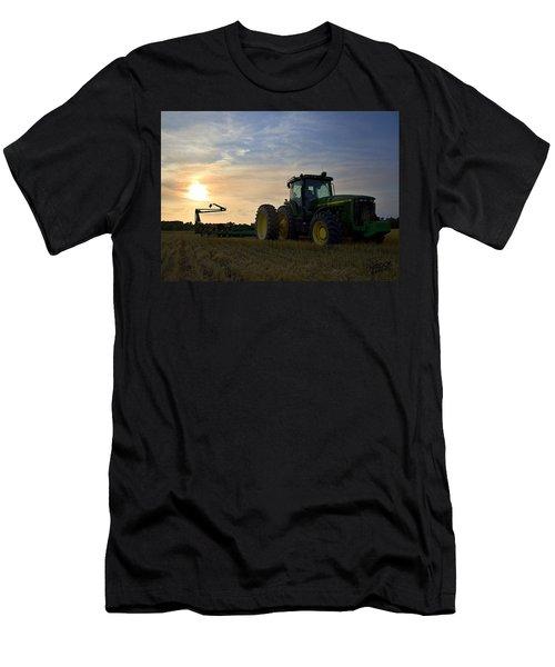 Sun Beans Men's T-Shirt (Athletic Fit)
