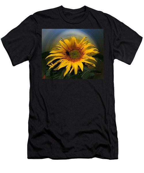 Sun Flower Summer 2014 Men's T-Shirt (Athletic Fit)