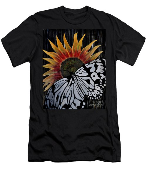 Sun-fly Men's T-Shirt (Athletic Fit)