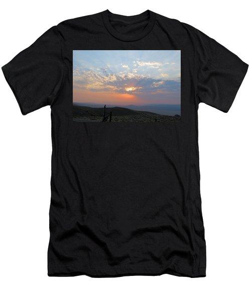 sun rays II Men's T-Shirt (Athletic Fit)