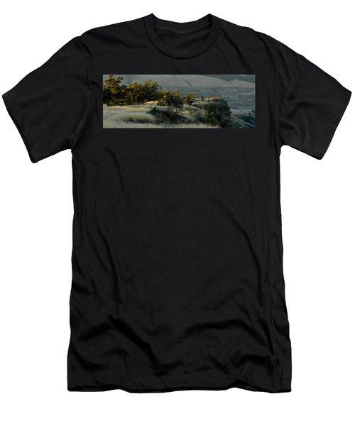 Sun Ridge Men's T-Shirt (Athletic Fit)