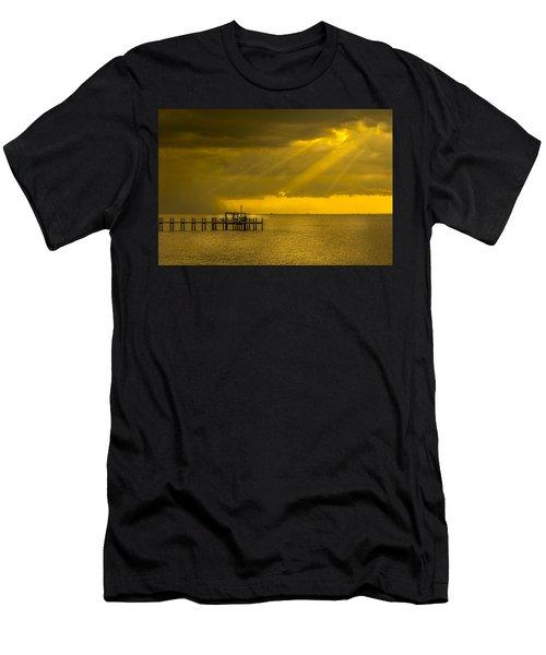 Sunbeams Of Hope Men's T-Shirt (Athletic Fit)