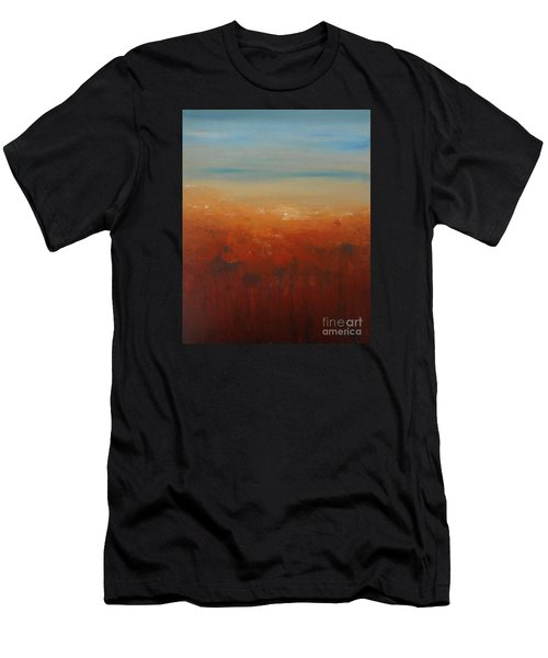 Sunburnt Country Men's T-Shirt (Athletic Fit)