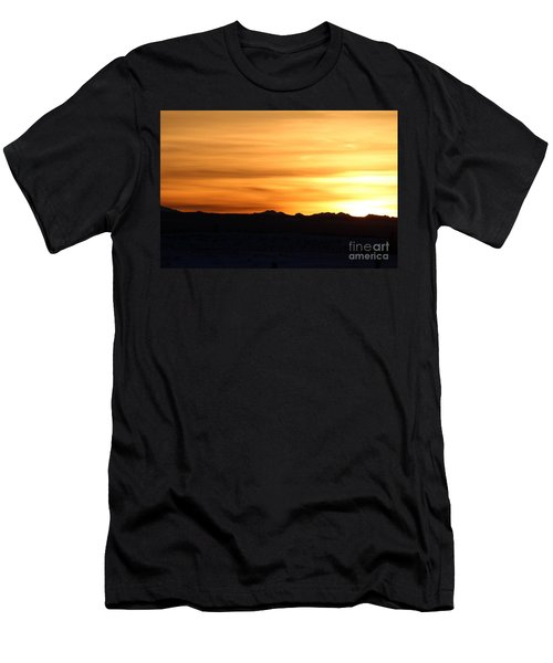 Sundre Sunset Men's T-Shirt (Athletic Fit)
