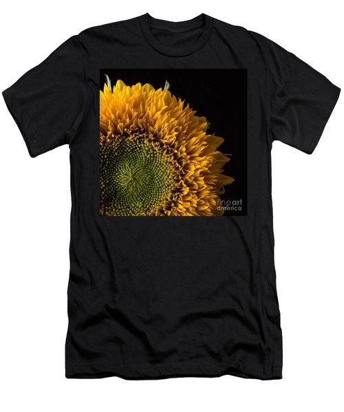 Sunflower Square Men's T-Shirt (Athletic Fit)