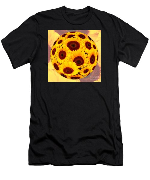 Sunflower Sunshine Men's T-Shirt (Athletic Fit)