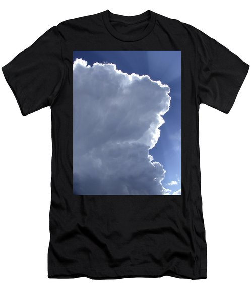Sunrays Above Men's T-Shirt (Athletic Fit)