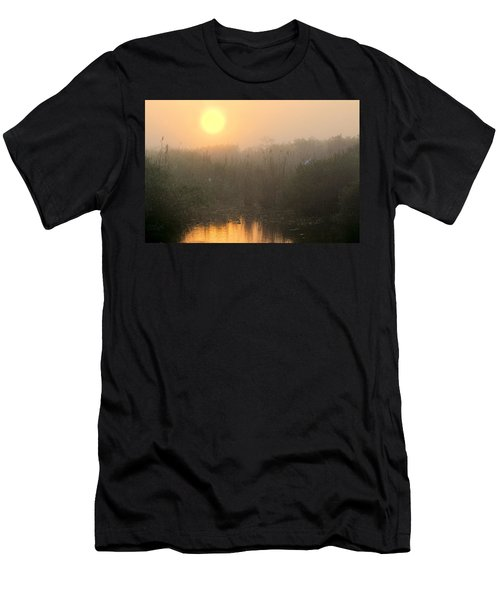 Sunrise In The Everglades Men's T-Shirt (Athletic Fit)