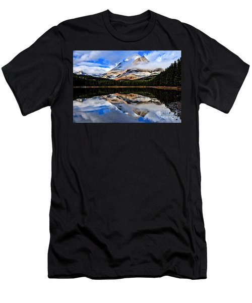 Sunrise Surprise Men's T-Shirt (Athletic Fit)