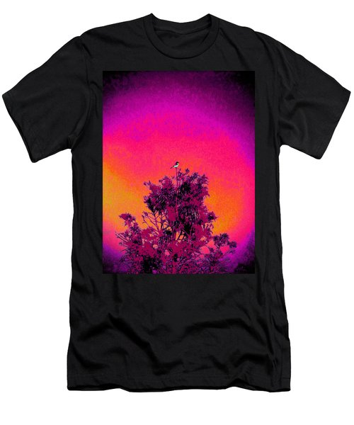 Sunrise To Sunset Nature Is Beautiful Men's T-Shirt (Athletic Fit)