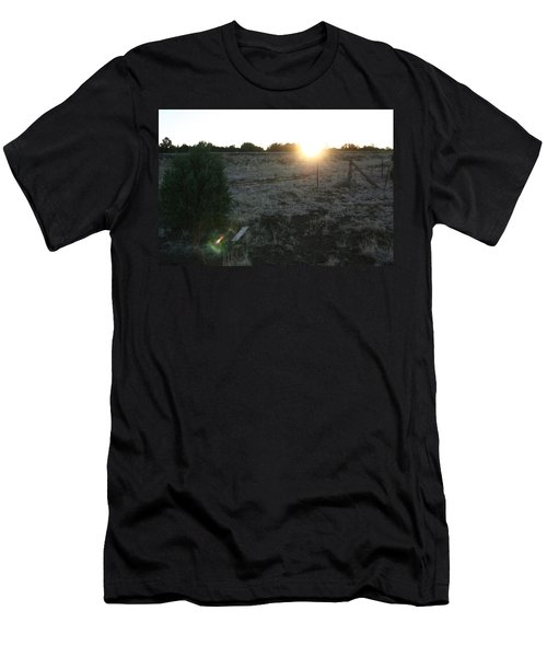 Men's T-Shirt (Slim Fit) featuring the photograph Sunrize by David S Reynolds