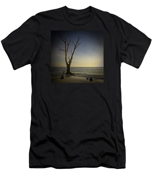 Sunset At Lovers Key Men's T-Shirt (Athletic Fit)